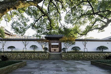 净寺济公殿外景图片