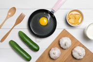 创意烹饪食材摆盘素材图片