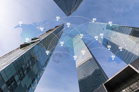 现代科技信息网络技术图片
