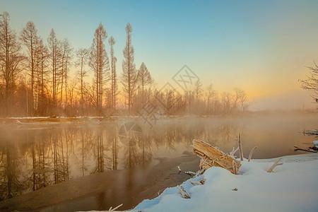 魔界之晨长白山迷雾图片