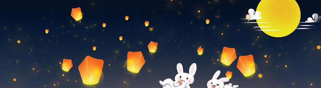 中秋节画面图片