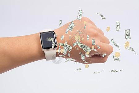 时间就是金钱图片