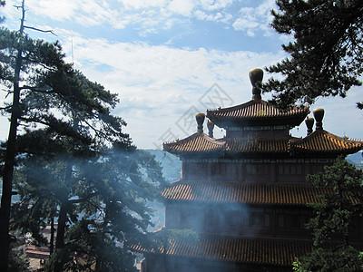 承德普宁寺图片