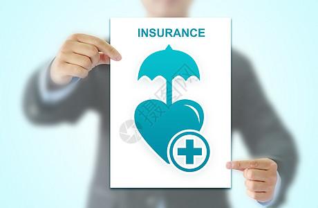 人身医疗保险图片