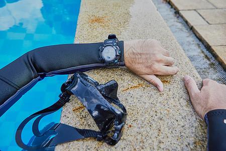卡西欧户外防水手表图片