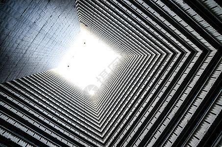 香港大楼俯视图片