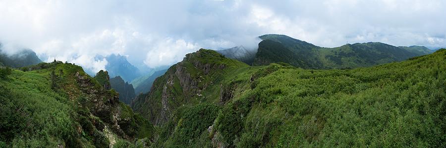 湖北神农架旅游风景图片
