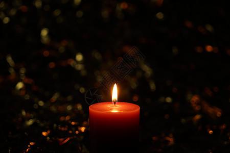 祈福蜡烛背景素材图片
