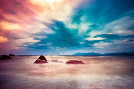 大海高清图片