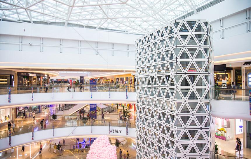 购物商场图片