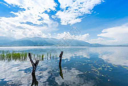 云南大理洱海风光图片