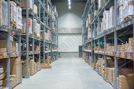 工厂的仓库图片