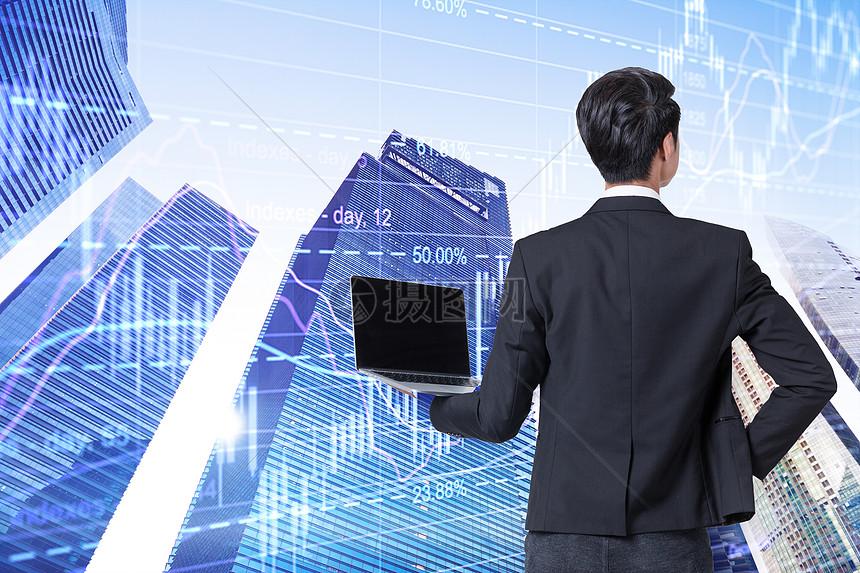 股票分析图片