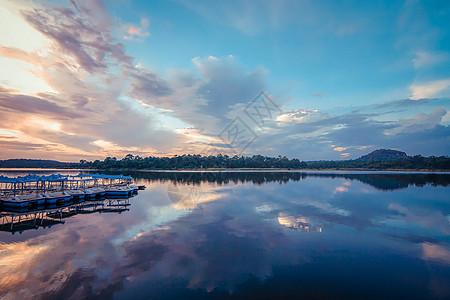 湖泊湿地图片