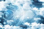 网络云数据概念图片