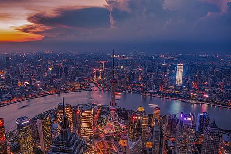 上海100层环球观光厅图片