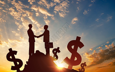金融合作图片