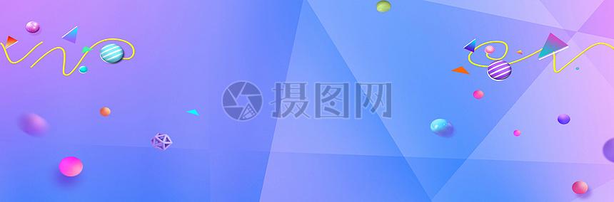 淘宝天猫电商banner背景图片