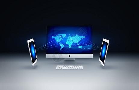 现代科技设备图片