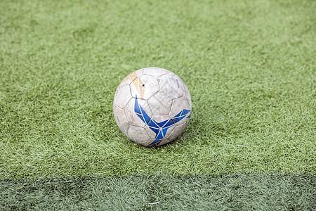 足球草坪球门图片