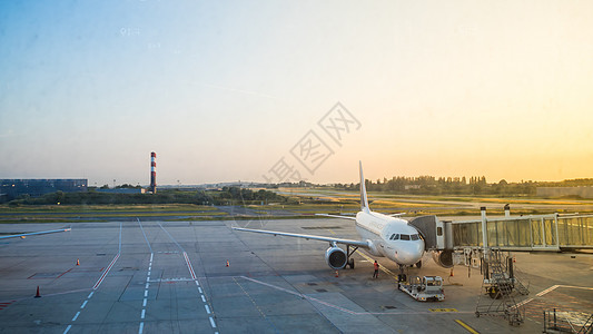 日出机场图片