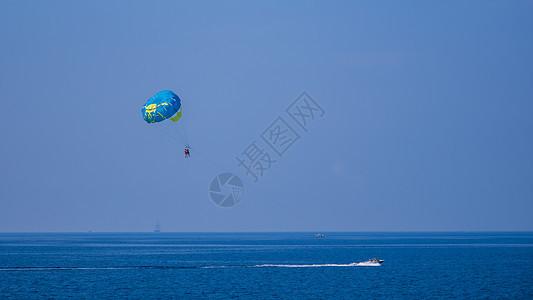 快艇降落伞图片