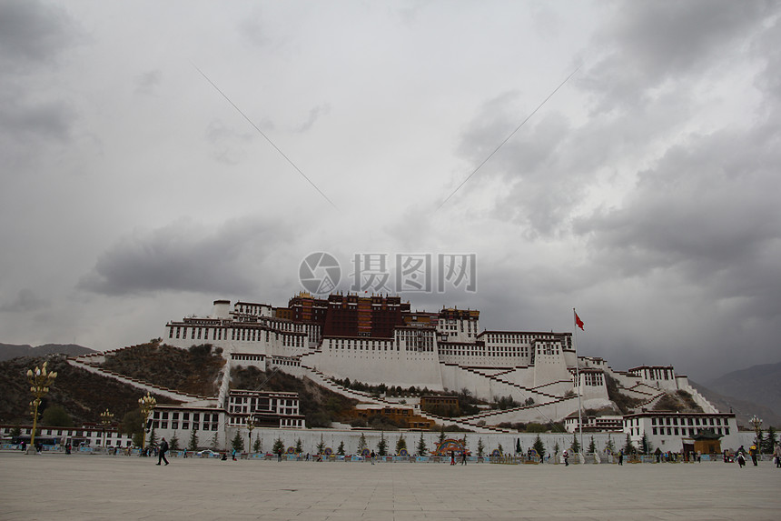 圣域西藏 大美河山图片
