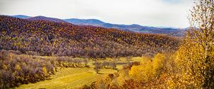 内蒙秋季风景图片