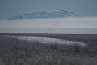 冬日赛里木图片