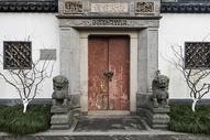 中国元素传统的建筑美学图片