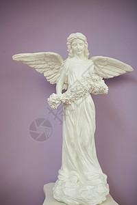 女神雕塑摆设图片