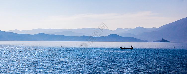 四川 泸沽湖 图片