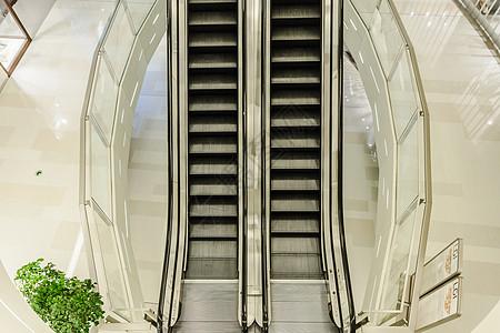 商场设施大气扶梯图片