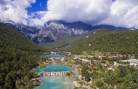 旅行云南风景图片