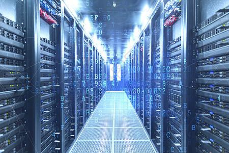 信息化机房图片