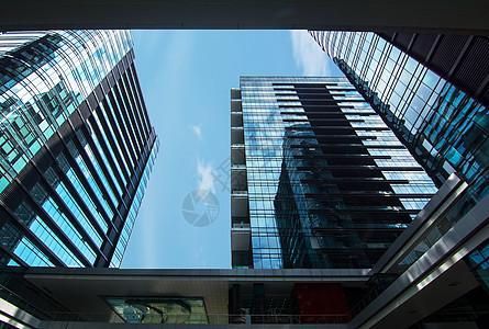 现代化城市建筑素材图片