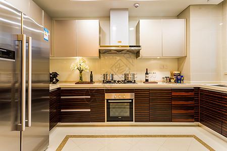 现代化厨房图片