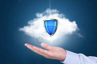 云数据安全概念图片
