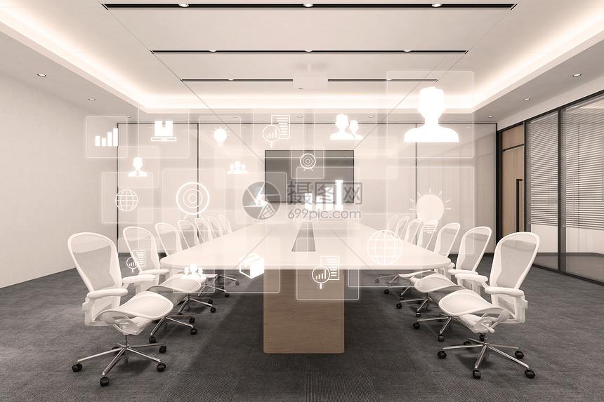 工作社交网络图片