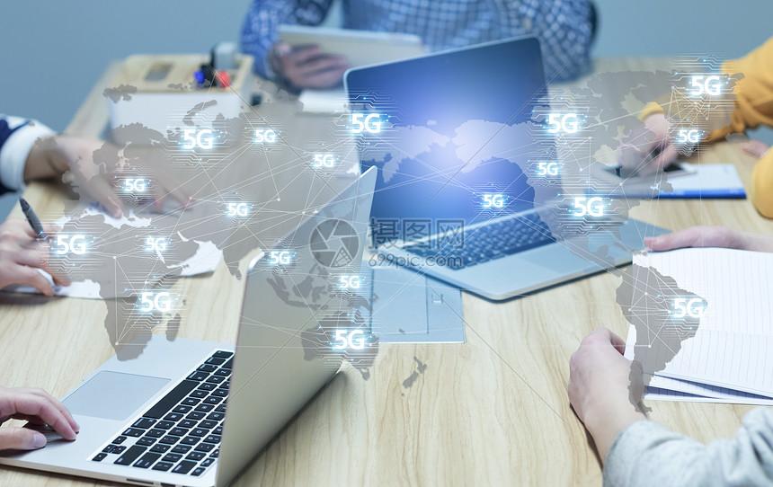互联网5G科技图片