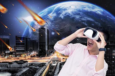 VR虚拟科幻体验图片