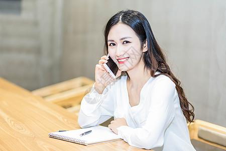 女性白领商务办公图片