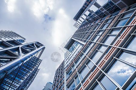 上海北外滩写字楼建筑图片