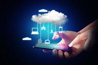 移动网络云科技图片