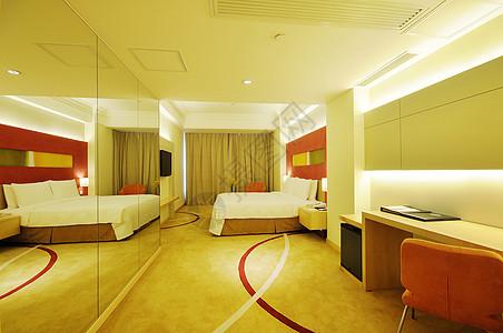 酒店住宿卧室图片