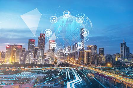 科技 包围城市图片