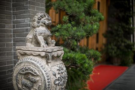 中式传统建筑元素图片