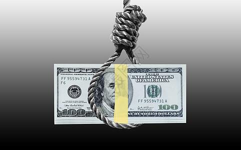 捆绑的金钱图片