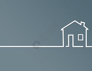网页模板的房子标志高清图片