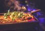 夜宵烤鱼图片